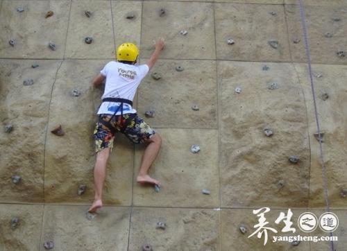 户外运动 13项刺激挑战的运动你参加了吗