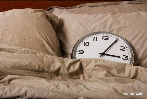 睡眠时间长短决定生命质量