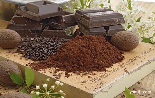 吃巧克力对身体有什么好处?