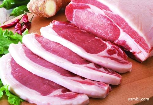 市场看到这种肉千万不要买,更不能吃