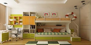 儿童房装修刷什么颜色好?